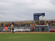 Venue for the May Day rally, Mehlareng Stadium in Tembisa.