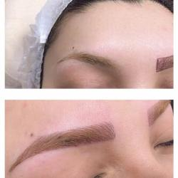 eyelash extensions Elix Beauty Microblading Eyebrow permanent Makeup