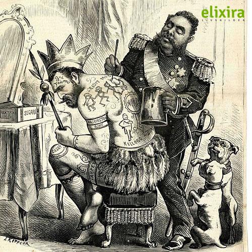 Elixira fortæller om tatoveringer eller Tattoo historien, hvodan de udviklede sig i vesten, op til den dag i dag. Få også råd og vejledning til hvad du kan gøre når du har fået en ny tatovering.