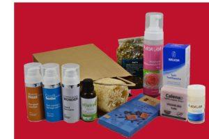 Den perfekte store veganske julegavepose fra Elixira er til dig der vil forkæle en du holder af med sundhed, dyrevelfærd og miljøbevidsthed i én gave. God jul!