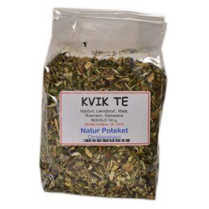 Kvik te urtete er til dig der ønsker at opretholde den rette koncentration og indlæringsevne. Køb den hos Elixira!