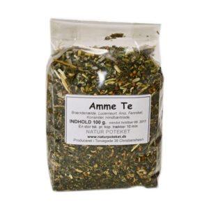 Amme Te urtete er designet til kvinder der lige har født og kvinder der ammer. Købes hos Elixira!