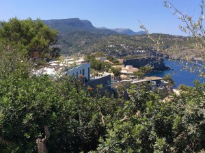 Jumeirah Port Soller view