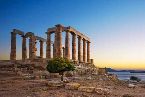 Cape Sounion Greece