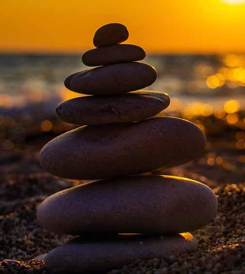 Elixir Balance Concept - Yen Stones