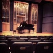 Piano Duo Rehearsal