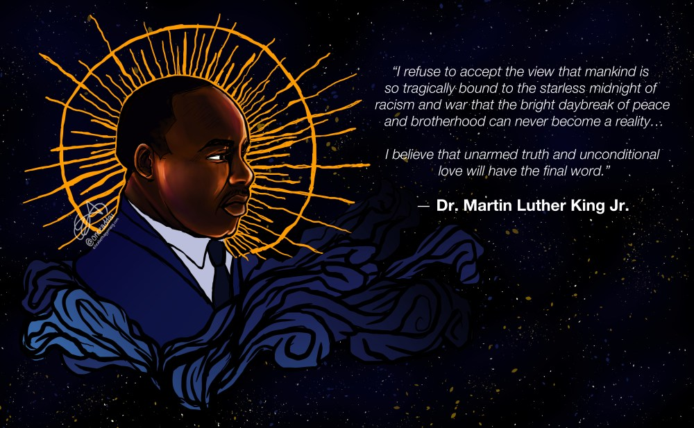 MLK final quote