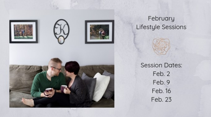 Lifestyle portrait sessions in Matthews NC