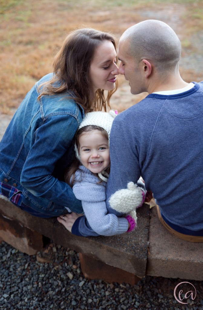 Family portraits with Elizabeth A. Images