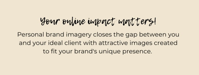 personal branding - your online impact matters!
