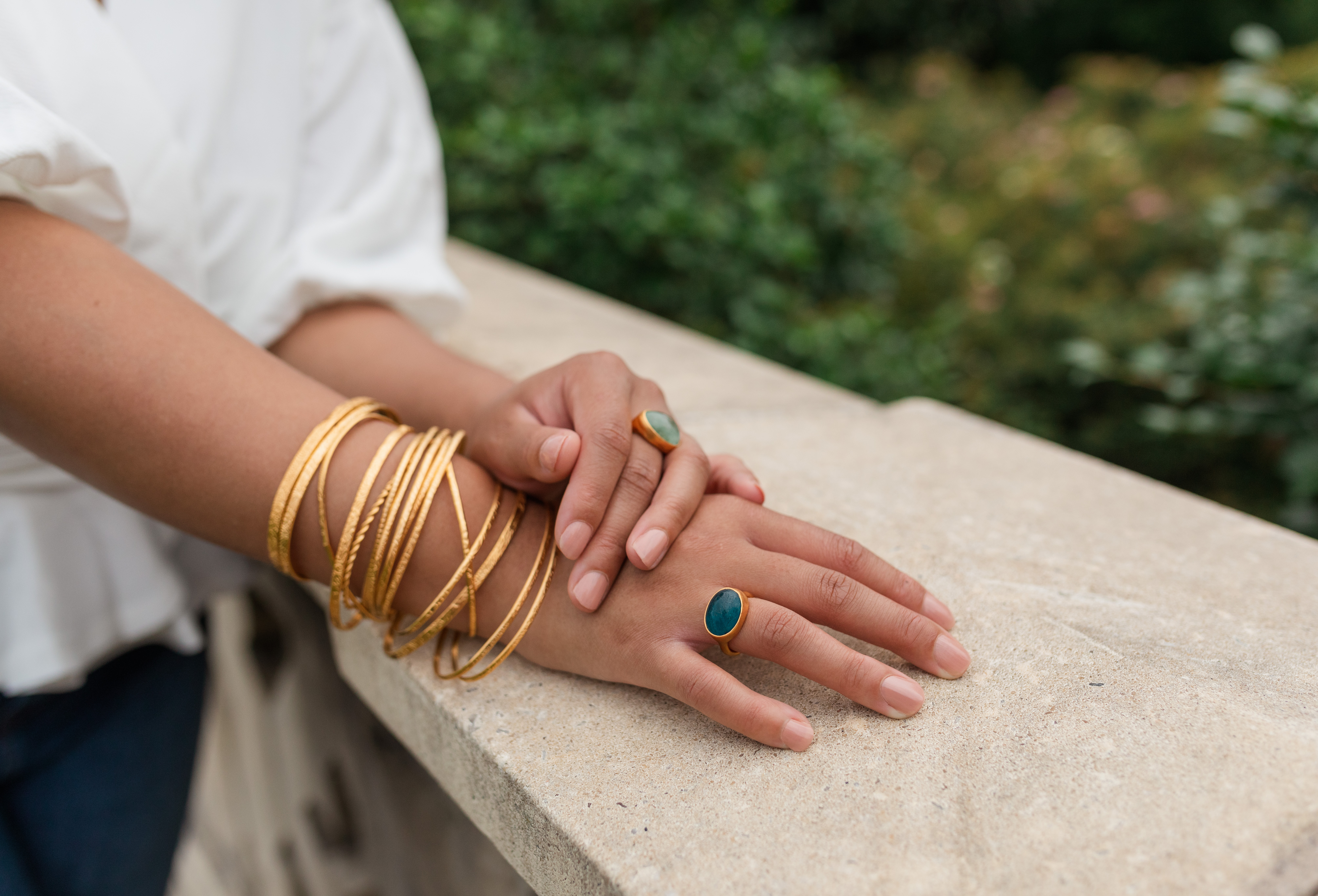 Janet Lasher Jewelry product photography by Elizabeth A Images LLC