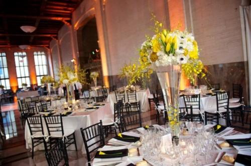 Modern Miami Wedding Alfred I Dupont Building
