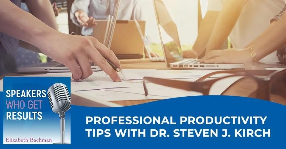 SWGR Steven   Productivity Tips