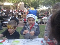More of the kids at our table