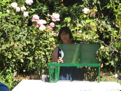 Redwood Writers Anthology Reading