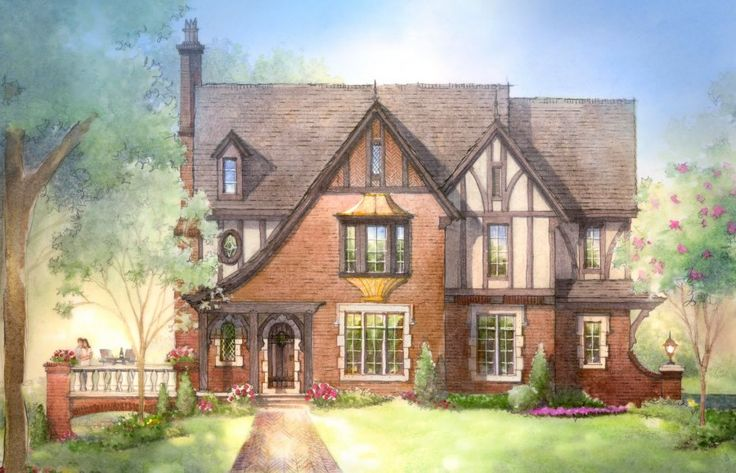 homivo english tudor style home