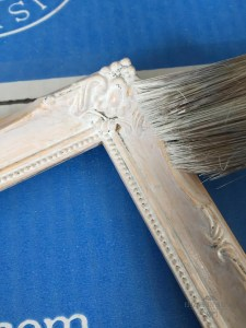 Chalky Paint Frames chalk paint americana decor yesteryear primitivo everlasting