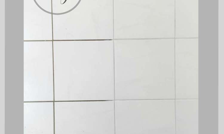 DIY on the Cheap How to renew or stain paint your tile grout