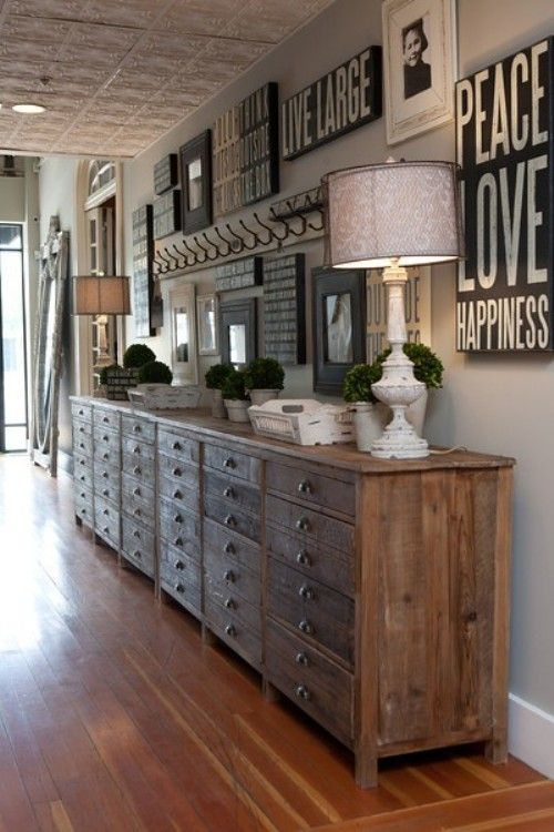 Sherwin Williams Functional Gray is our favorite for dining room