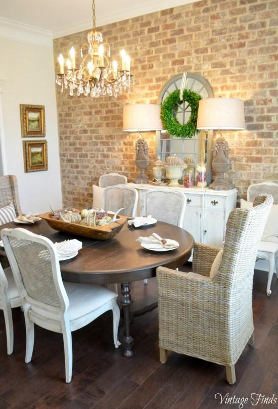 Vintage Finds Dining Room