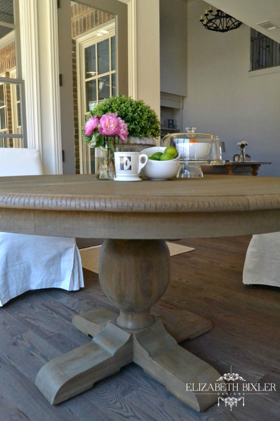Restoration hardware french urn table