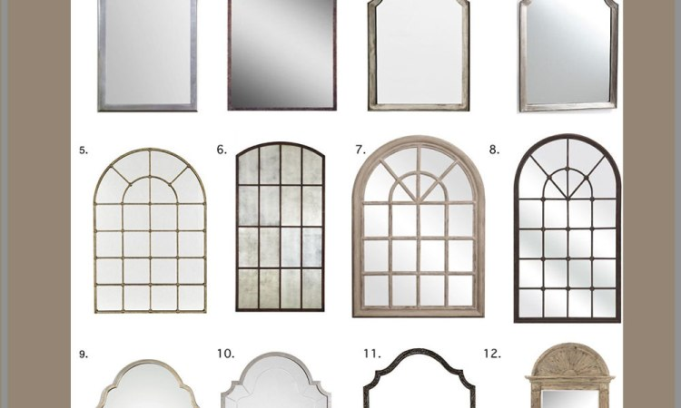 My Favorite Arch Mirrors