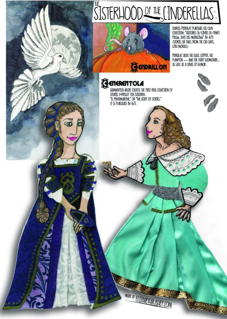 Sisterhood of the Cinderellas, p3