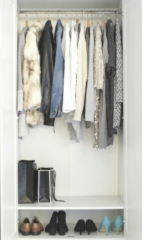 wardrobe, organisation, wardrobe organisation, edit your life, edit, interior design, interior therapy