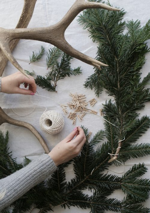 Christmas decorations - decorating for christmas with EDIT