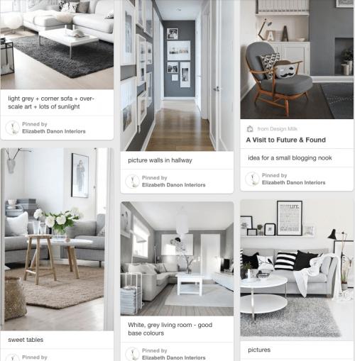 interior design, pinterest