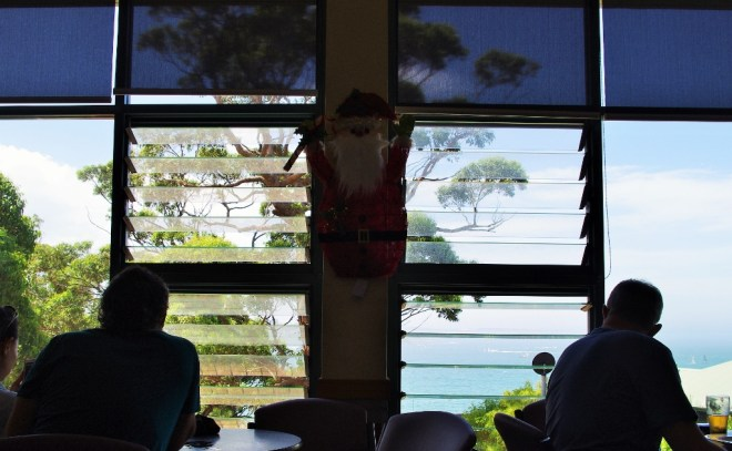 Santa and the Sea