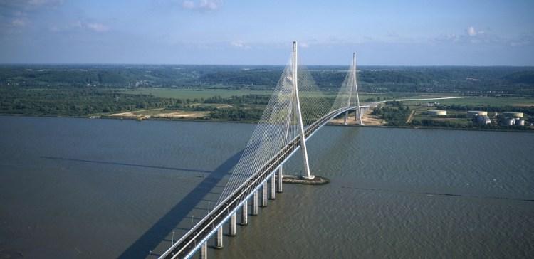 Pont de Normandie (courtesy of the Internet)