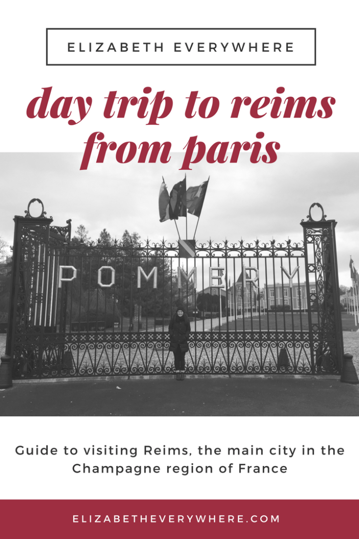 Day Trip to Reims: The Heart of Champagne