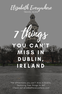 Best of Dublin - Free things to do-2