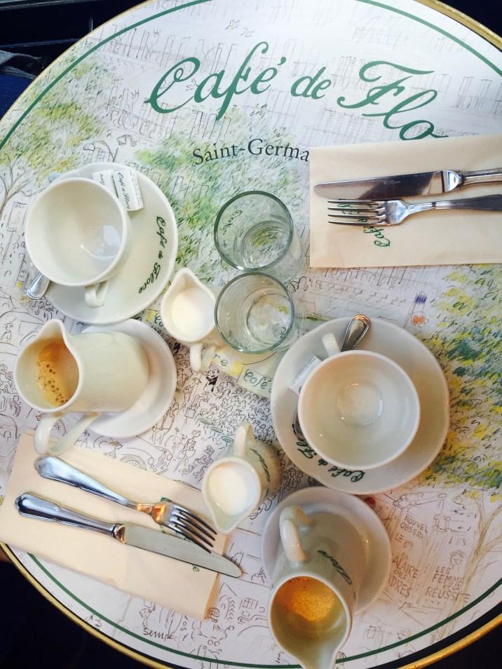 6th Arrondissement Cafe