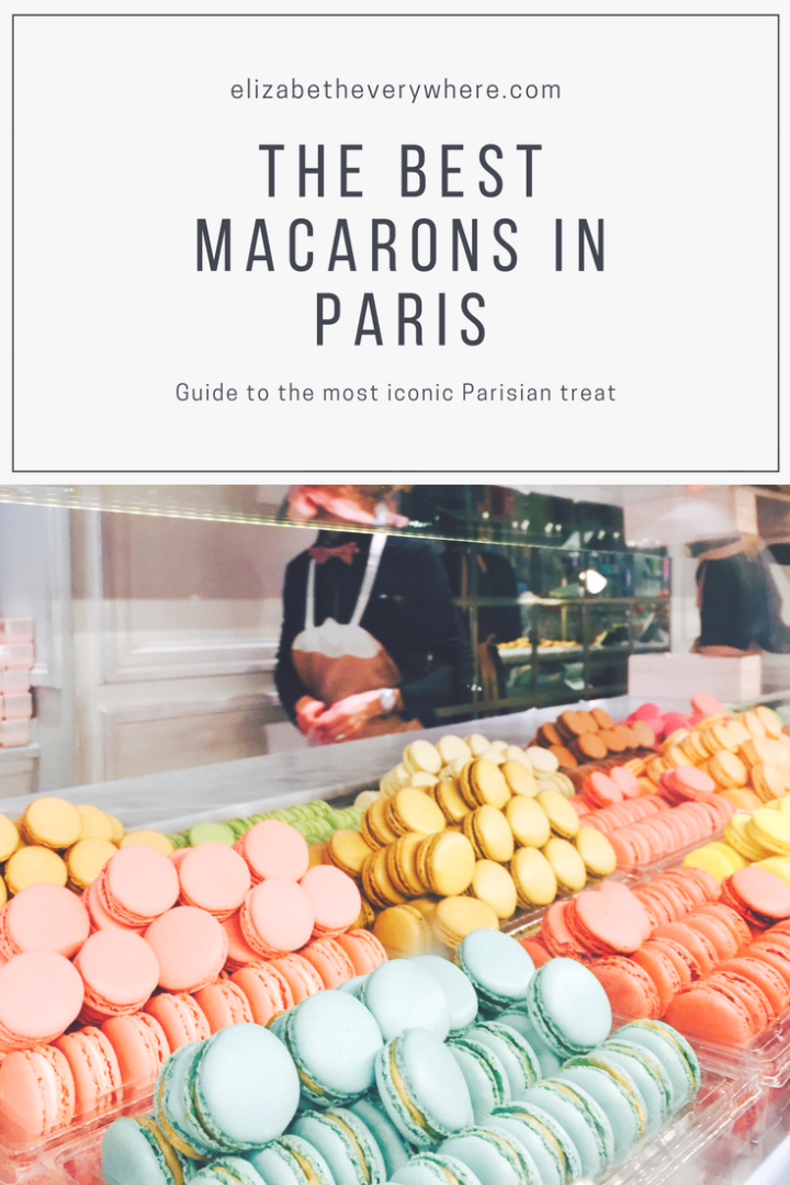 Best Macarons in Paris – The Ultimate List