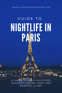 Nightlife in #Paris #France! All you need for a fun night in Paris!