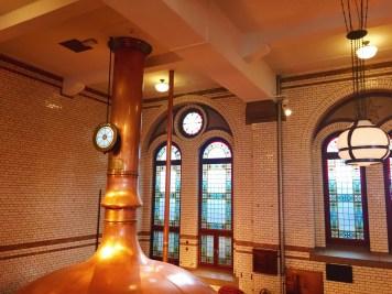 Heineken Brewery!