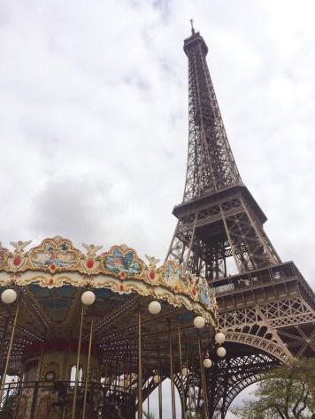Parisian carousels