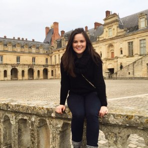 Day trips to nearby Chateaus (pictured here : Fontainebleau)