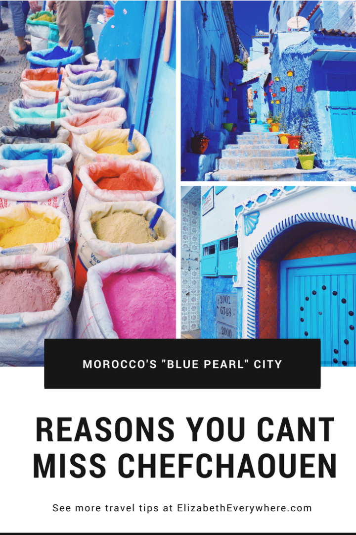 You Can't Miss Chefchaouen on Your Trip to Morocco