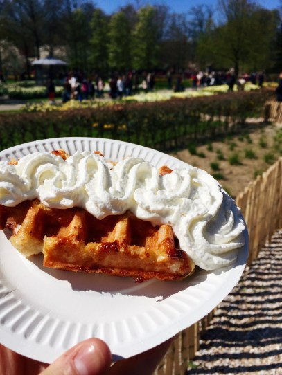Forever wishing I had another waffle!