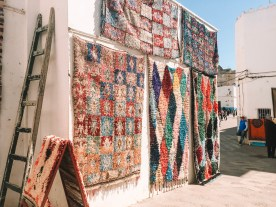 Rugs for sale in the square
