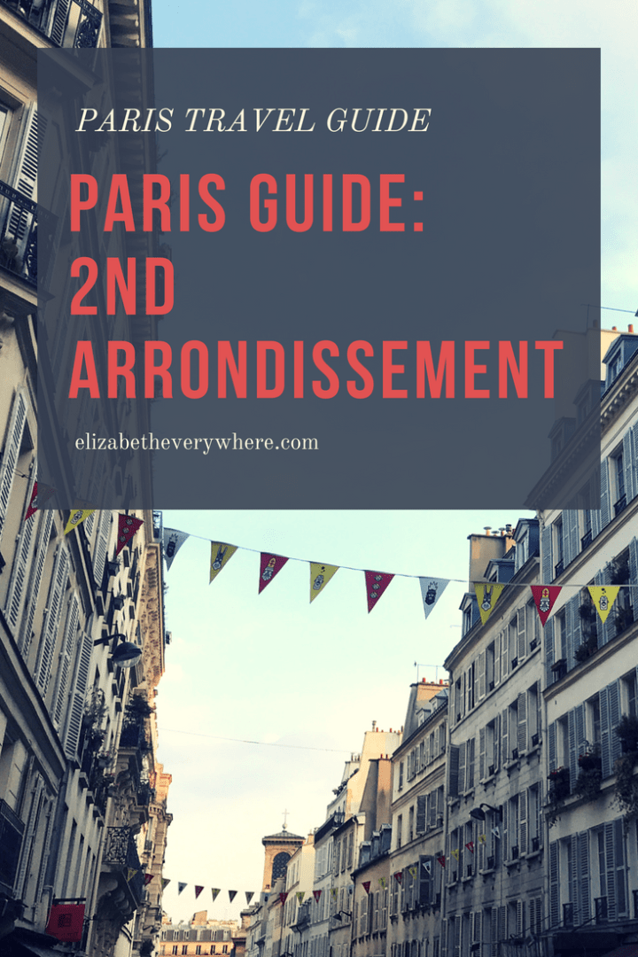 2nd Arrondissement of Paris