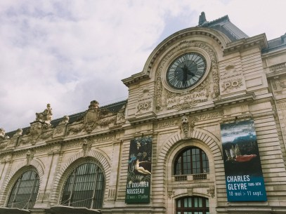 D'Orsay Museum Exterior - Best Museums in Paris