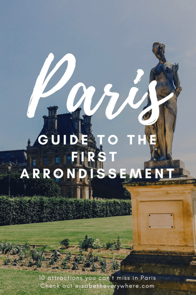Paris Guide - The 1st Arrondissement of Paris