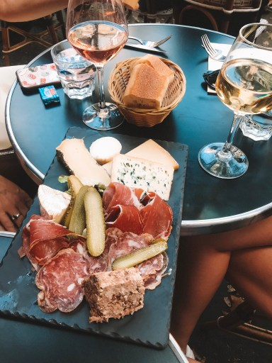 Charcuterie in Saint Germain Paris in two days