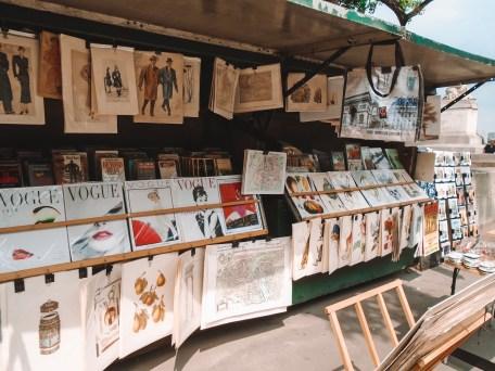 Seine Stall 7th Arrondissement