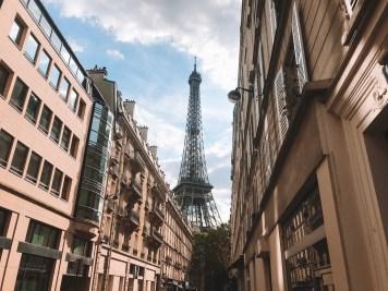Winter in Paris - Eiffel Tower