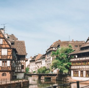best small towns in france strasbourg